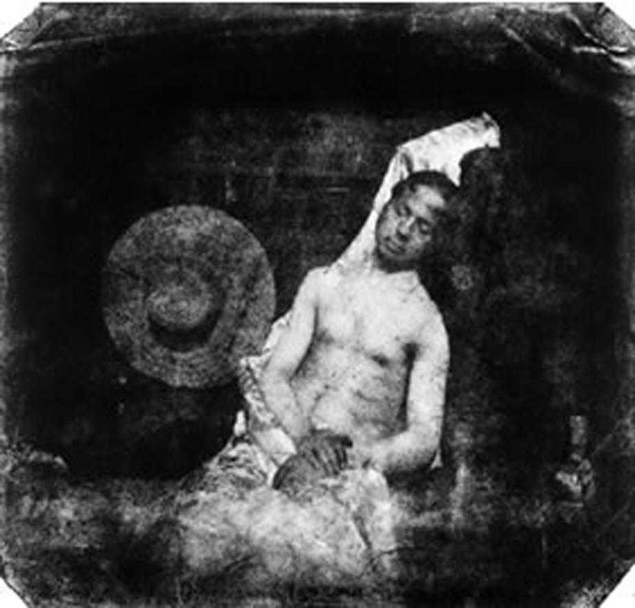 hippolyte Bayard, autoportrait en noyé, 1840.jpg